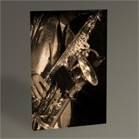 Tablo 360 Jazz Music Tablo 105X70