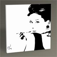 Tablo 360 Audrey Hepburn Pop Art Tablo 30X30