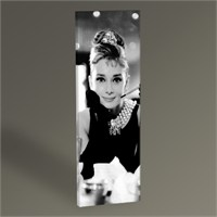 Tablo 360 Audrey Hepburn Tablo 60X20