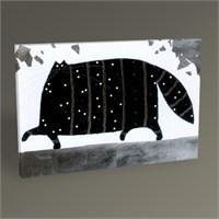 Tablo 360 Black Cat Tablo 45X30