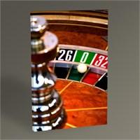 Tablo 360 Roulette Tablo 45X30