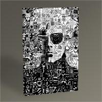 Tablo 360 Andy Warhol Tablo 45X30