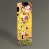 Tablo 360 Gustav Klimt The Kiss Tablo 60X20