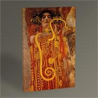 Tablo 360 Gustav Klimt Hygieia Tablo 45X30