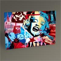 Tablo 360 Marilyn Monroe Souvenirs Tablo 45X30