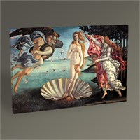 Tablo 360 Sandro Botticelli The Birth Of Venus Tablo 45X30