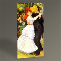 Tablo 360 Pierre Auguste Renoir Dance At Bougival Tablo 60X30