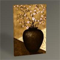 Tablo 360 Cherry Blossom İn Vase Tablo 45X30