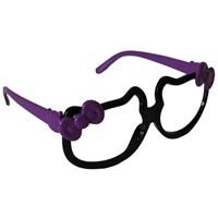 Pandoli Mor Fiyonklu Yılbaşı Gözlüğü