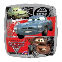 Cars Folyo Balon 1