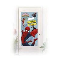 Spiderman Kapı Banner