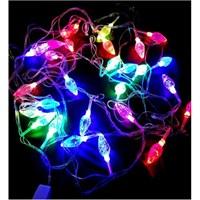Karışık Renkli Led Işık