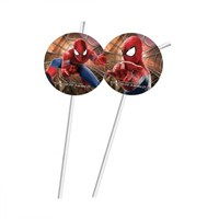 Partisepeti Spiderman Pipet