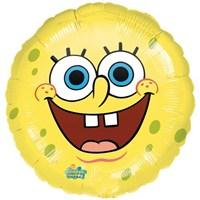 Partisepeti Sponge Bob Folyo Balon