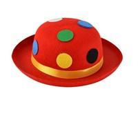 Kırmızı Puanlı Şapka