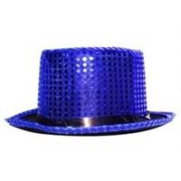 Sihirbaz Şapka Pullu - Lacivert