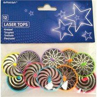 Fırıldak Laser Tops