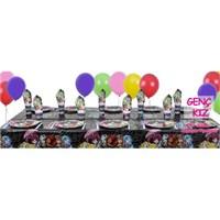 Monster High Doğum Günü Parti Seti
