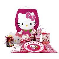 Partisepeti Hello Kitty Doğum Günü Parti Seti Lüx