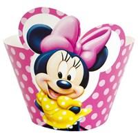 Minnie Mouse Cupcake Süs