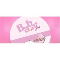 Partisepeti Baby Girl Kutlama Seti
