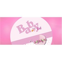 Baby Girl Kutlama Seti