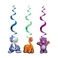Sevimli Dinozorlar İp Süs