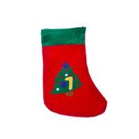 KullanAtMarket Çam Ağacı Yılbaşı Hediye Çorabı