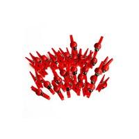 KullanAtMarket Uğur Böceği Kırmızı Minik Mandal