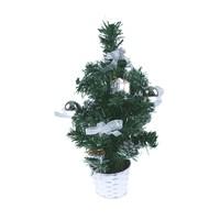 KullanAtMarket Mini Gümüş Yılbaşı Ağacı 30 Cm