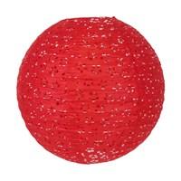 KullanAtMarket Kırmızı Dantel Fener