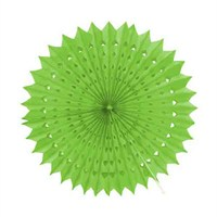 KullanAtMarket Yeşil Yelpaze Süs 50 Cm