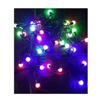 KullanAtMarket Yılbaşı Topları Led Renkli Işık