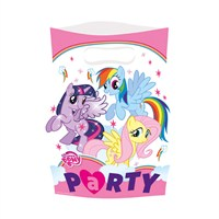 KullanAtMarket My Little Pony Rainbow Parti Çantası