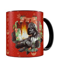 Sd Toys Star Wars: Darth Vader Christmas Mug Kupa Bardak