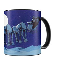 Sd Toys Star Wars: At-At Sleigh Christmas Mug Kupa Bardak