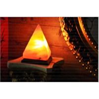 Purelife Piramit Tuz Lambası