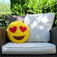 Hardymix In Love Aşk Yastığı Emoji Yastık