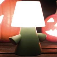 Lexon Greenman Usb Girişli- Güneş Enerjili Lamba - Yeşil