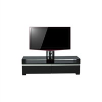 Achill Hg 1500 A Siyah Askılı Tv Sehpası 32''-60''