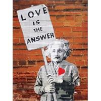 Urbangiftlove Is Answer Photo Magnet 6*9Cm