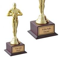Hardymix Sevgililer Günü Özel Oscar Heykeli-Yılın Aşkı Oscarı