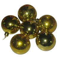 Puzmo 6 lı Sarı Renk Cici Top