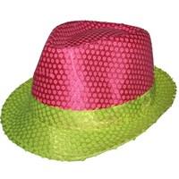 Pandolipullu Dans Şapkasırı Fosforlu