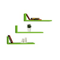 Decortie L- Model Raf Yeşil