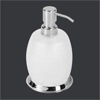 Tba Tezgah Üstü Cam Sıvı Sabunluk Tba6533