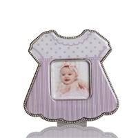 Nektar Mıknatıslı Mini Çerçeve Dolap Süsü Kız Bebek Elbisesi