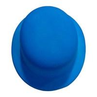 Mavi Plastik Şapka