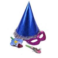 Katyon Şapka Set Mavi