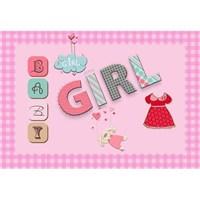 Partisepeti Baby Shower Amerikan Servis / Girl